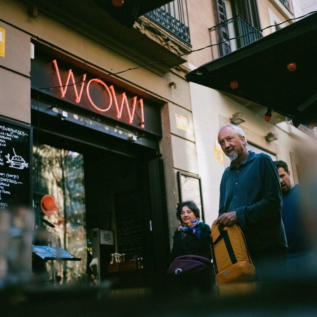 Restaurant WOW in Barclona