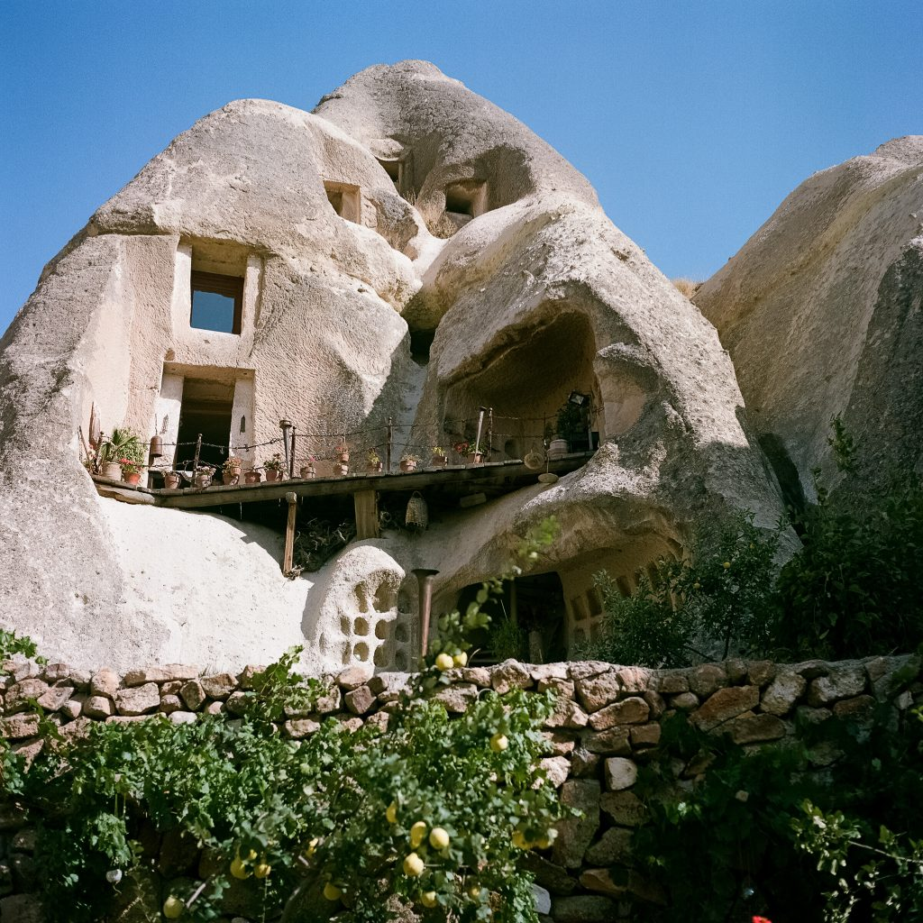 Höhlenwohnung Kappadokien
