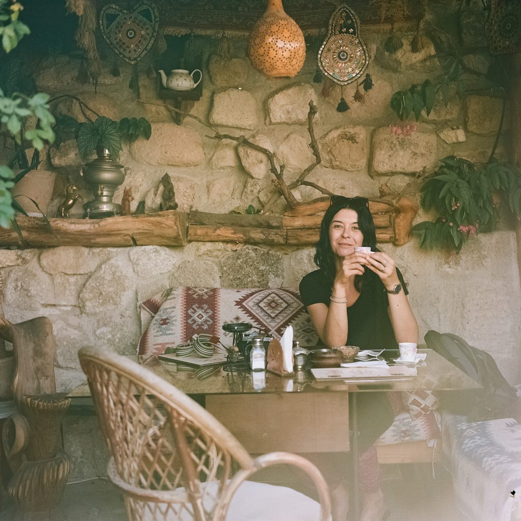 Art Kaffee in Goreme